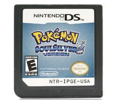 Pokemon Soulsilver Diamante Perla Platino Heartgold Versión Nintendo DS Juego