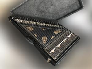 Masterpiece World's Best Professional Turkish Kanun Qanun+Hard Case +Accessories