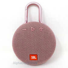 JBL Clip 3 Portable Wireless Bluetooth Waterproof Speaker Rechargeable Pink