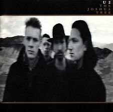 "U2 - THE JOSHUA TREE CD (1987) INCL.""WHERE THE STREETS HAVE NO NAME"""