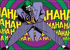 "DC Comics Photo Quality Magnet: Joker ""HAHAHAHAHAHAHAHAHAHAHAHAHAHAHAHAHAHAHA"""