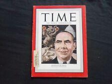 1946 NOVEMBER 18 TIME MAGAZINE - REPUBLICANS' JOE MARTIN - T 1047