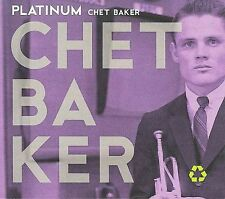 Platinum [Capitol] [Digipak] by Chet (Trumpet/Vocals/Com Baker (CD, Jan-2008,...