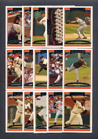 2006 Topps Baseball San Francisco Giants TEAM SET + Update (29) Cards
