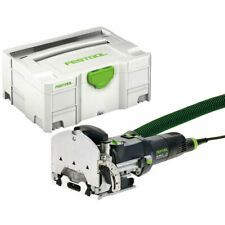 Festool DF500 Q-Plus GB 240V Domino Joining System in Systainer 2 T-Loc 574327