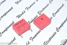 4pcs - WIMA MKS4 0.47uF (0,47µF 0,47uF 470nF) 400V 5% pitch:15mm Capacitor