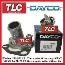 Ford Windsor 289 302 351 XR XT XW XY ZA ZB ZC ZD V8 Dayco Thermostat & Housing