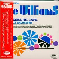 JOE WILLIAMS AND THAD JONES-PRESENTING JOE WILLIAMS AND...-JAPAN MINI LP CD C94