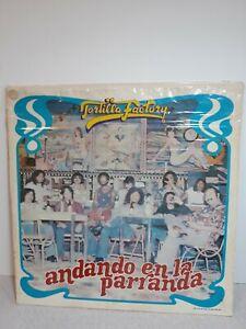 "TORTILLA FACTORY ""ANDANDO EN LA PARRANDA"" LP ""NEW"" FALCON RECORDS RARE 1976"