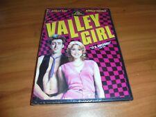 Valley Girl (DVD, 2009, WS/FS Special Edition) Nicolas Cage, Deborah Foreman NEW