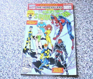 THE AMAZING SPIDER-MAN  ANNUAL # 26   MARVEL COMICS