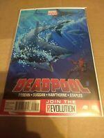 DEADPOOL #9  1st Printing - Marvel NOW!                     / 2013 Marvel Comics