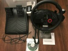 Logitech Driving Force GT Racing Wheel for PS3, PS2, and PC