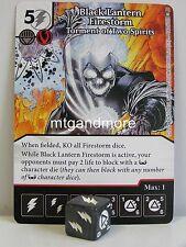 DC Dice Masters - #140 Black Lantern Firestorm Torment of Two Spirits - World´s