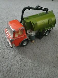Dinky Johnston Road Sweeper -Unboxed