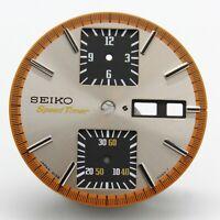 SEIKO Speedtimer  DIAL 6138 6138-0030 6138-0031 KAKUME CHRONOGRAPH WATCH