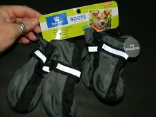 New listing New Top Paw Boots For Dogs, Sz Medium, 1 Set, 4 Pcs, Water-Resistant #Pal239