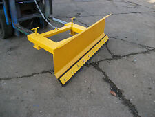 Forklift attachments/Snow Plough/ Material Pushing Blade