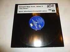 CIRCUIT BOY feat ALAN T - The Door - 2001 UK 2-track Vinyl Single - DJ Promo