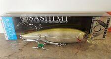Yo-Zuri Sashimi Jerkbait, Floating - 90mm - Chameleon Olive