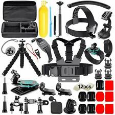 Kit de 50 Accessoires GoPro Hero 7 Black 6 Session 5 4 3+ 3 2 1 Camera Sport