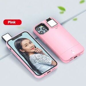 New Case Fill Light Selfie Beauty Ring Flash Case Stable Perfect For All  iPhone