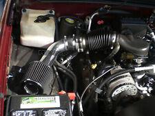 All Black 1PC For 1996-1999 Chevy C1500 Suburban 5.0L 5.7L V8 Air Intake Kit