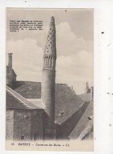 Bayeux Lanternes des Morts France [LL 55] Vintage Postcard 821a