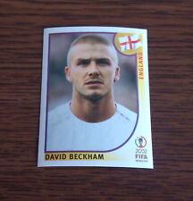 2002 Panini World Cup * David BECKHAM *- First WC ROOKIE Sticker