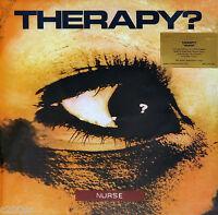 THERAPY? - NURSE, 2016 EU 180G GOLD/RED MIX vinyl LP, 1000 COPIES! NEW - SEALED!
