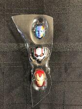 "Marvel Legends 6"" Nebula Iron Man Ant-Man Head ONLY from Avengers Endgame Target"