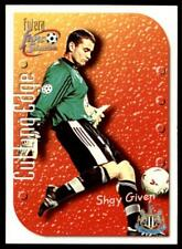 Futera Newcastle United Fans' Selection 1999 - Shay Given (Cutting Edge) #CE6