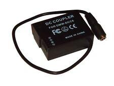 DC-Coupler pour Panasonic DMW-BLC12, DMW-BLC12E