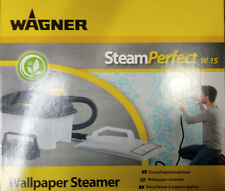 Wagner W15 WALLPAPER STEAMER Three Piece Steam Plate, Easy To Use