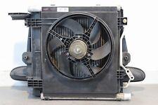 RADIATORE ACQUA + VENTOLA + RAD. CLIMATIZZATORE SMART 450 FORTWO ANNO 98-07