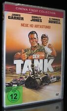 DVD DER TANK - CINEMA FINEST COLLECTION - JAMES GARNER (Detektiv Rockford) * NEU