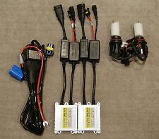 8000K H13 9008 BI-XENON CANBUS NO ERROR SLIM HID 05-12 FOR MUSTANG V6 GT GT500