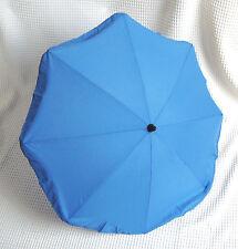 BABYBLAU UV 50 + Sonnenschirm SCHIRM QUICK-OFF Blau
