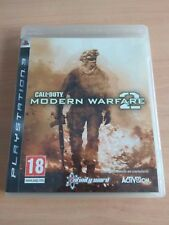 PS3 Call of duty Modern Warfare 2 y Modern Warfare 3 Version PAL España