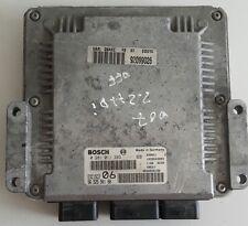 Calculateur décodé Peugeot 607 2.2 HDI EDC15C2 06 0281011393 9652590180
