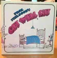 "The Cane Works 1983 ""Get Well Kit"" Prof. Feelgood's"