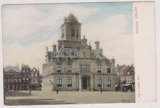 Netherlands postcard - Stadhuis, Delft (A6)