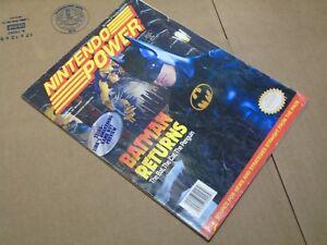 #48 48 Nintendo Power Batman Returns Zelda N64 Video Game System NES