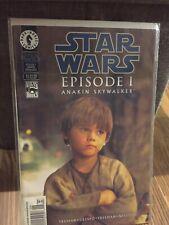 Star Wars Episode 1 Anakin Skywalker Issue 1 Phantom Menace Comic Book Photo