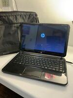 HP Pavilion 14-b124us Laptop Intel Core i3-3227U 1.9GHz 6GB 128GB SSD Win10