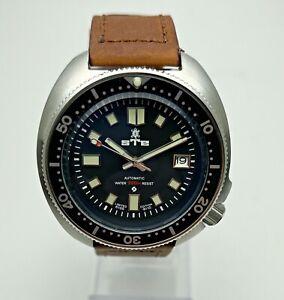 STE  Watch NH35 Automatik