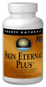 Source Naturals Skin Eternal Plus - 60 Tablets