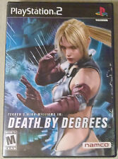 Death by Degrees  (Sony PlayStation 2, 2005) Video Game
