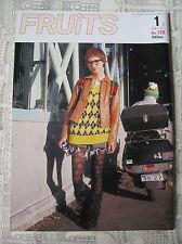 FRUITS MAGAZINE NO. 138 1 2009 FASHION JROCK JAPAN EMO VISUAL KEI COSPLAY LOLITA