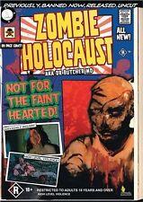 Zombie Holocaust (DVD, 2010) Ian McCulloch, Peter O'Neal, Sherry Buchanan